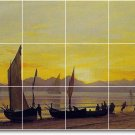Bierstadt Waterfront Floor Room Tile Dining House Decor Remodel