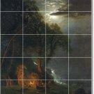 Bierstadt Landscapes Mural Tiles Kitchen Remodeling Residential