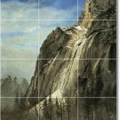 Bierstadt Landscapes Mural Bedroom Tiles Decorating Home Modern