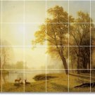 Bierstadt Landscapes Tiles Wall Room Renovate Ideas Residential