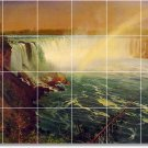 Bierstadt Waterfalls Wall Wall Murals Room House Renovate Decor
