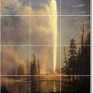 Bierstadt Country Wall Wall Murals Room Dining Remodel Home Decor