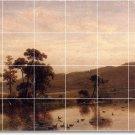 Bierstadt Landscapes Mural Bedkitchen Tiles Floor Decor Remodel