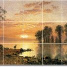 Bierstadt Landscapes Wall Murals Wall Backsplash Decor Interior