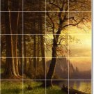 Bierstadt Landscapes Wall Room Wall Murals Dining Remodel Decor