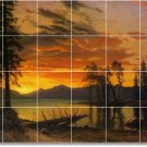 Bierstadt Landscapes Floor Room Living Mural Decor Floor Design