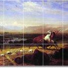 Bierstadt Animals Murals Floor Bedroom Commercial Idea Decorating