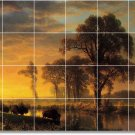 Bierstadt Landscapes Shower Wall Tiles Ideas Commercial Remodel