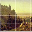 Bierstadt Landscapes Room Living Murals Wall Remodel Ideas Home