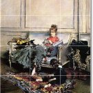 Boldini Women Bathroom Mural Tiles Shower Idea Home Construction