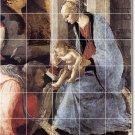 Botticelli Religious Wall Wall Murals Room Floor Modern Remodel