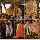 Botticelli Religious Wall Murals Room Wall Floor Remodel Modern