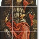 Botticelli Religious Wall Room Wall Murals Remodel Floor Modern