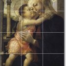 Botticelli Religious Murals Bathroom Floor House Decorating Ideas
