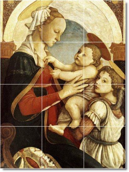 Botticelli Religious Floor Bedroom Tiles Modern Home Construction
