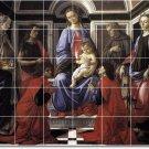 Botticelli Religious Tiles Bedroom Floor Home Modern Construction