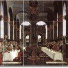 Botticelli Mythology Room Tile Mural Living Decor Design Interior