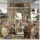 Botticelli Historical Floor Kitchen Tile Decorate Modern House