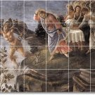 Botticelli Religious Shower Wall Tile Ideas Remodeling Commercial
