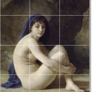 Bouguereau Nudes Murals Tile Bedroom Wall Ideas Home Decorating