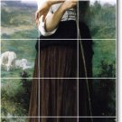 Bouguereau Children Wall Murals Room Wall House Decor Renovate