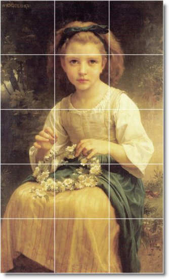 Bouguereau Children Wall Mural Dining Room Wall Renovate House
