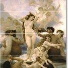 Bouguereau Nudes Murals Room Tile Idea Renovations Design Home