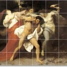 Bouguereau Mythology Kitchen Backsplash Wall Remodeling Home Idea
