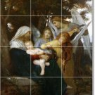 Bouguereau Angels Room Dining Tiles Construction Design Idea Home