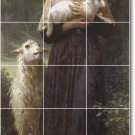 Bouguereau Animals Wall Bathroom Mural Interior Renovate Ideas