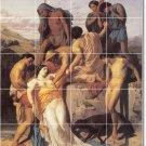 Bouguereau Mythology Shower Tile Bathroom Modern Home Renovations