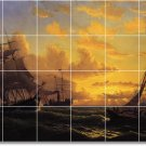 Bradford Waterfront Wall Bedroom Tile Murals Commercial Design