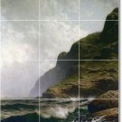 Bricher Waterfront Room Dining Tile Mural Modern Home Renovate