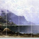Bricher Landscapes Mural Room Wall Tiles Modern House Decorate