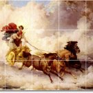 Bridgman Mythology Wall Bedroom Floor Mural Modern Floor Decor