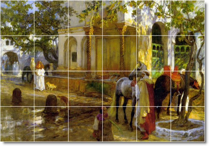 Bridgman Horses Dining Wall Mural Room Wall Ideas Remodel House