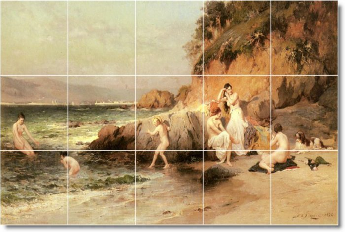 Bridgman Nudes Wall Room Wall Murals Idea Renovations Design Home