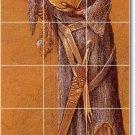 Burne-Jones Illustration Bathroom Murals Modern Remodeling