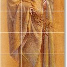 Burne-Jones Illustration Room Tiles Wall Mural Floor Decor