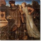 Burne-Jones Historical Tiles Bathroom Renovations House Modern