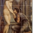 Burne-Jones Nudes Room Wall Mural Remodeling Interior Traditional