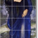 Burne-Jones Women Murals Room Wall Living Renovations Traditional