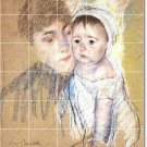 Cassatt Mother Child Room Mural Dining Wall Home Idea Renovations