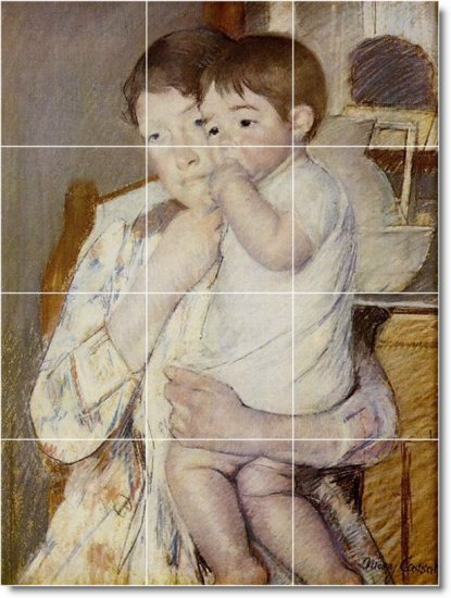 Cassatt Mother Child Room Mural Wall Dining Renovations Home Idea