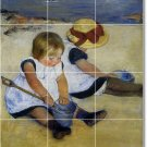 Cassatt Children Murals Room Floor Decorating Residential Idea