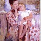 Cassatt Mother Child Wall Dining Mural Room Idea Home Renovations