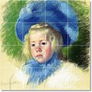 Cassatt Children Floor Mural Tiles Room Design Home Remodeling