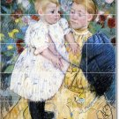 Cassatt Mother Child Mural Dining Room Wall Renovate Design House