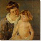 Cassatt Mother Child Floor Kitchen Murals Remodel Interior Modern