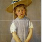 Cassatt Children Room Wall Mural Tiles Modern Renovations Home